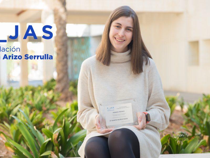 Entrevista a Marta Muñoz Riera | Premio Fundación Juan Arizo 2019