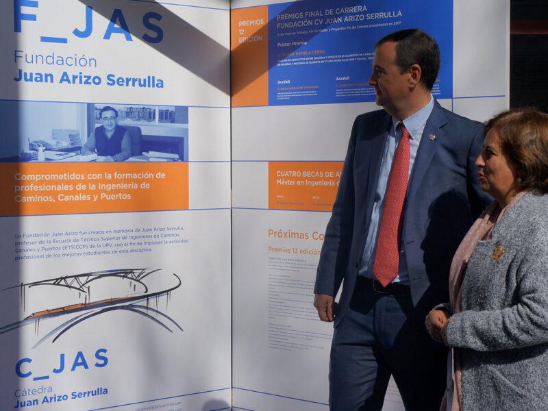 ¿Cónoces la actividad de la Cátedra Juan Arizo Serrulla?